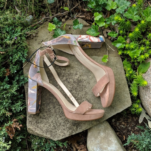 buy cheap attractivedesigns top-rated latest Nine West Dempsey Platform Sandal NWT